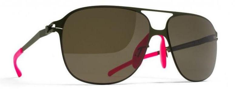 2a0e9b0eda MYKITA SCHORSCH F66 OLIVE - Sunglasses Online
