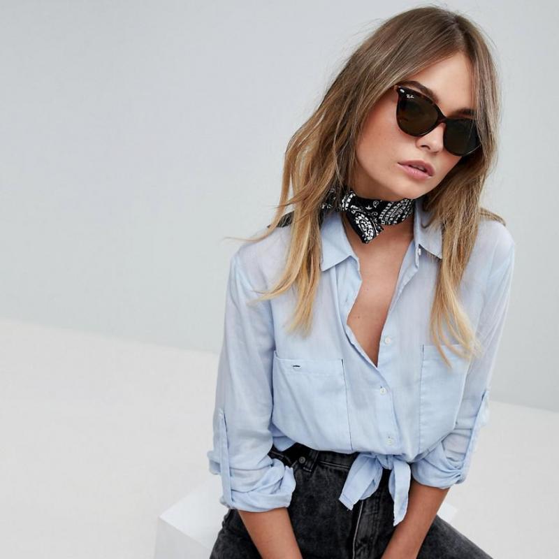 a13057d35e RAY-BAN 4360 919 71 - Sunglasses Online