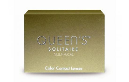 QUEEN`S SOLITAIRE MULTIFOCAL 2p