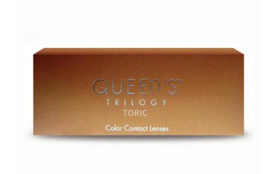 QUEEN'S TRILOGY TORIC 2p