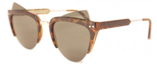 SPITFIRE CHELSEA MOD/BROWN TORT-BLACK