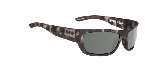 SPY DEGA/SOFT MATTE SMOKE TORT/GRAY GREEN
