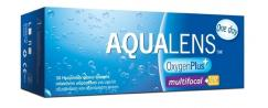 AQUALENS OXYGEN PLUS ONE DAY MULTIFOCAL 30P - Contact lenses - Lenshop