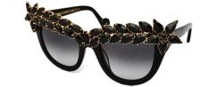 ANNA KARIN KARLSSON DECADENCE/GOLD BLACK CRYSTAL