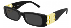 BALENCIAGA BB0096S/001 - Vintage sunglasses