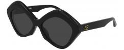 BALENCIAGA BB0125S/001 - Sonnenbrillen
