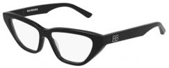 BALENCIAGA BB0128O/001 - Brillen