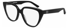 BALENCIAGA BB0129O/001 - Brillen