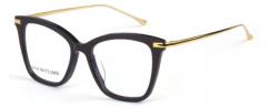 FOR ART`S SAKE PARIS/BLACK - Prescription Glasses Online | Lenshop.eu