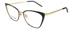 FOR ART`S SAKE STELLA/BLACK - Prescription Glasses Online | Lenshop.eu