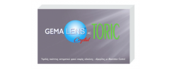 GEMALENS CRYSTAL TORIC 6p - Astigmatic contact lenses