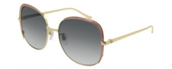 GUCCI GG0400S/001 - Women's sunglasses