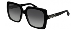 GUCCI GG0418S/001 - Women's sunglasses