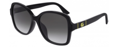 GUCCI GG0765SA/001 - Prescription Glasses Online | Lenshop.eu