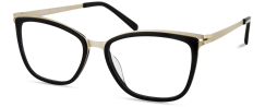 MODO 4513/BLACK-GOLD - Prescription Glasses Online | Lenshop.eu
