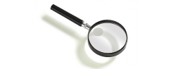 MOLLER THERM MAGNIFIER 501202 75MM - Μagnifying lenses