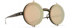 MYKITA FEDOR/GOLD-CAMO GREEN - Men sunglasses