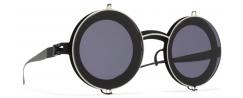 MYKITA FEDOR/SILVER-BLACK - Sunglasses