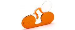 NOOZ OPTICS OVAL/APRICOT - Reading glasses - Lenshop