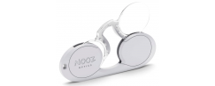 NOOZ OPTICS OVAL/SILVER