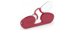NOOZ OPTICS RECTANGULAR/BURGUNDY