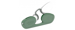 NOOZ OPTICS RECTANGULAR/GREEN OLIVE - Reading glasses - Lenshop