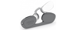 NOOZ OPTICS RECTANGULAR/GREY - Reading glasses - Lenshop