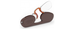 NOOZ OPTICS RECTANGULAR/MOCHA
