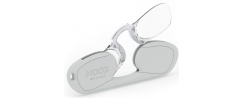 NOOZ OPTICS RECTANGULAR/SILVER - Reading glasses - Lenshop