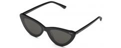 QUAY FLEX/BLK/SMK - Sunglasses Online