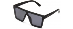 QUAY HINDSIGHT/BLACK - Sonnenbrillen - Lenshop