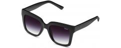 QUAY ICY/BLACK - Sonnenbrillen - Lenshop