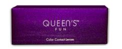 QUEEN`S FUN 2p - Queen's - Έγχρωμοι φακοί επαφής