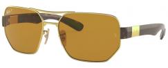 RAY-BAN 3672/001/83 - Γυαλιά ηλίου