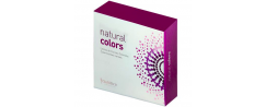 SOLOTICA NATURAL COLORS YEARLY 2p - Color contact lenses