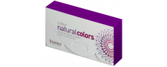SOLOTICA SOLFLEX NATURAL COLORS MONTHLY 2p - Lentilles de contact de couleur