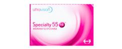 SPECIALTY 55 AB 6p - Φακοί Επαφής - Lenshop