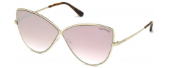 TOM FORD FT0569/28Z - Sunglasses Online