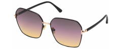 TOM FORD FT0839/01B - Women's sunglasses