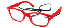 ZOOM OPTIC #A/RED - Reading glasses - Lenshop