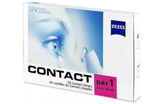 ZEISS CONTACT 1DAY 30p