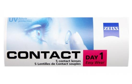 ZEISS CONTACT 1DAY 5p