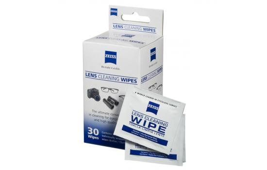 ZEISS LENS WIPES 30p